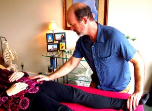 Physical Therapy with Shawn Flot of Moving Into Harmony